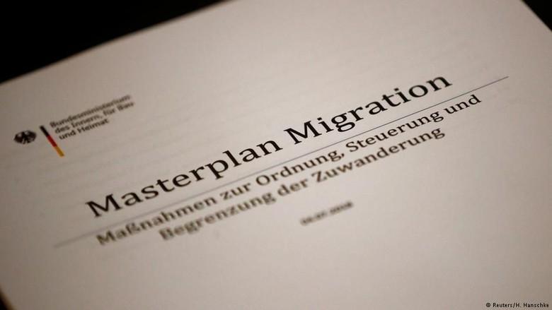 UU Keimigrasian Baru Jerman Tolak Warga Asing Tanpa Kualifikasi