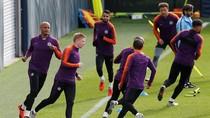 De Bruyne Berpeluang Comeback Lawan Liverpool