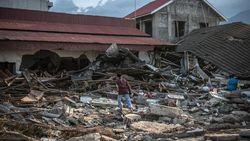 Gempa-Tsunami Sulteng, Wakapolri: Warga Ambil Uang Ditindak