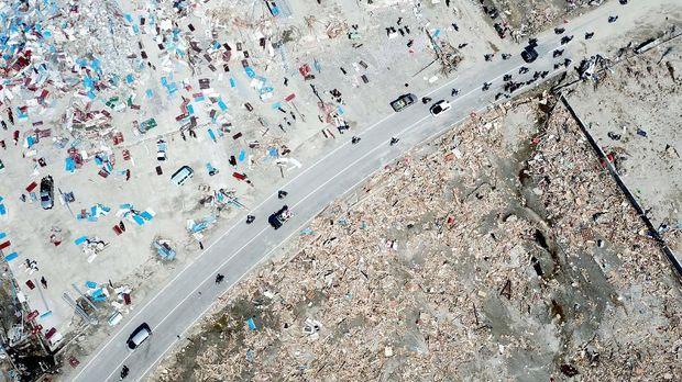 3 Alasan Tsunami Palu Donggala Sulit Diprediksi