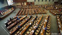 363 Anggota Dewan Absen di Paripurna DPR