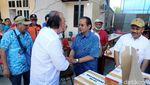 Bantu Korban Gempa, Orang Terkaya RI Kirim Fast Food ke Palu