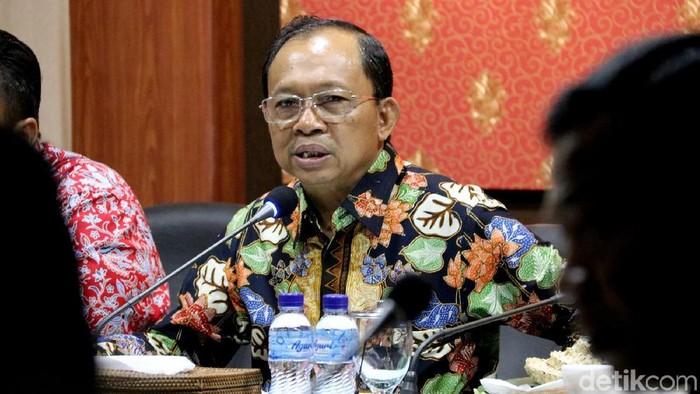 Gubernur Bali, I Wayan Koster