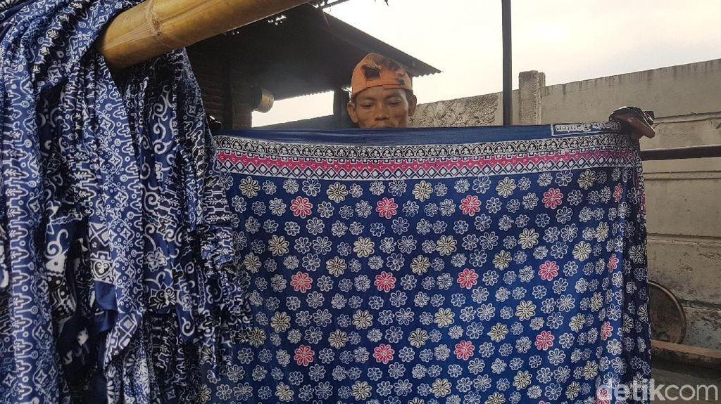 Wisata Batik ke Banten Yuk, Ada 250 Motif Lho!