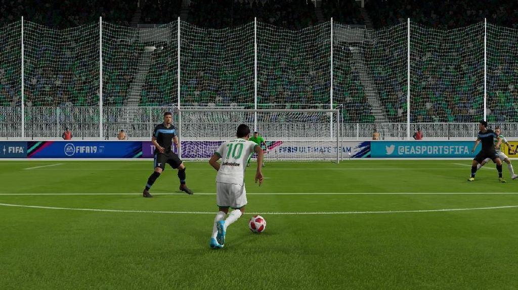 Yuk Intip Aksi Egy Maulana Vikri di FIFA 19
