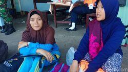 Mahasiswi IAIN Palu Lari 10 Km demi Selamatkan Diri dari Tsunami