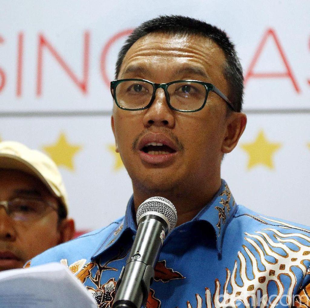 Menpora Belum Lapor Jokowi soal OTT Pejabat Kemenpora
