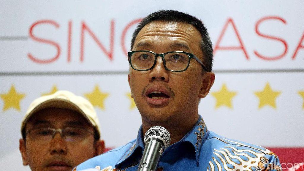 Menpora Berbelasungkawa untuk Atlet Korban Gempa-Tsunami Palu