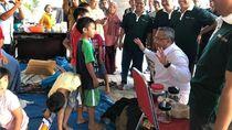 Kemendes Bangun Posko Pengungsi Gempa Palu