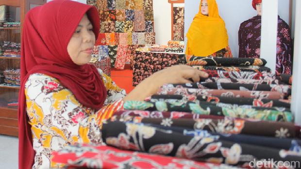 Batik Pace, Simbol Kultur dan Sejarah Pacitan