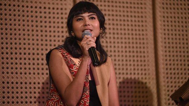 Kamila Andini, sutradara film pendek 'Sekar'.