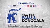 Mari Bantu Sulteng, Donasi Dompet Amal Transmedia Capai Rp 9,09 M