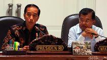 Gelar Ratas Dadakan, Ini Arahan Jokowi Terkait Gempa Palu