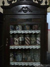 Unik, Begini Cara Warga Using Banyuwangi Menyimpan Batik