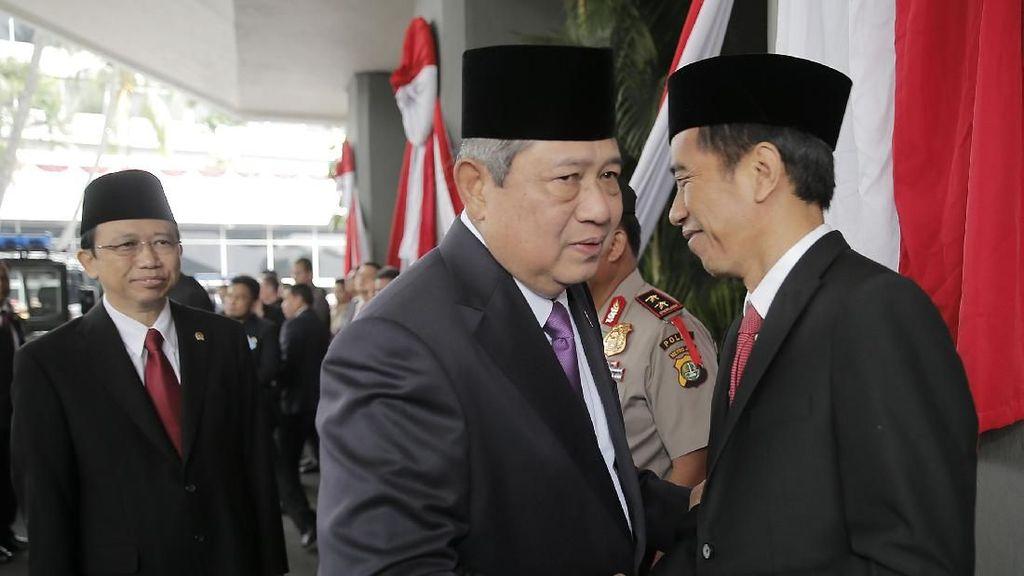 SBY: Saya Yakin Jokowi Tak Terlibat Perusakan Baliho