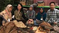 Batik Gambo Asal Muba yang K   ekinian & Mulai Mendunia