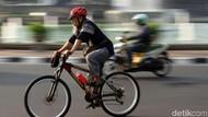 Yuk! Gowes Bareng di Hari Batik Nasional