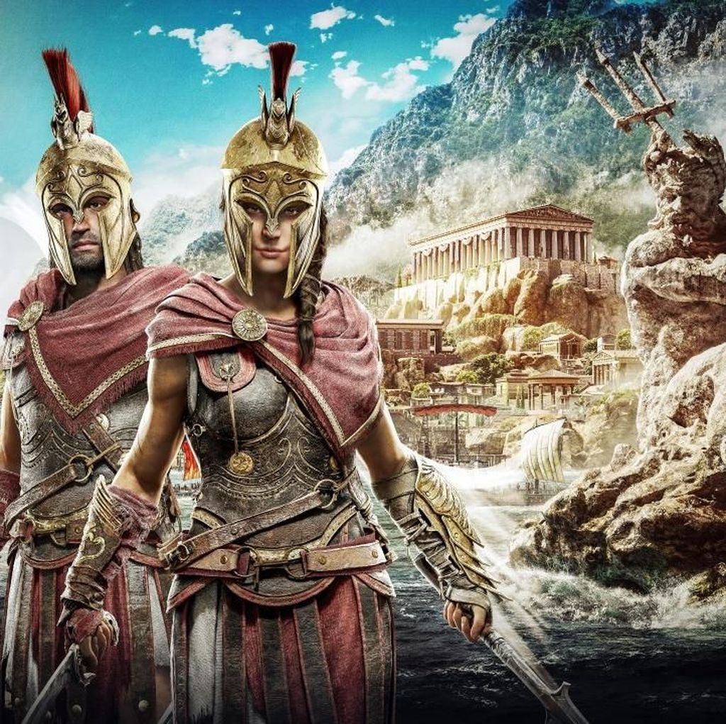 Google Bagi-bagi Assassins Creed Odyssey Gratis, Syaratnya?