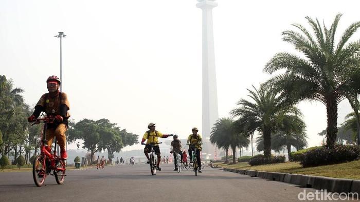 Berbagai komunitas sepeda akan meramaikan Last Sunday Ride 2019. (Foto ilustrasi: Rifkianto Nugroho)