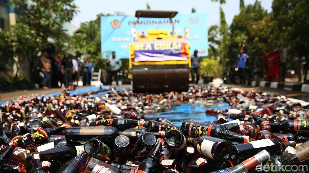 Konsumsi Alkohol pada Remaja Usia Sekolah Meningkat
