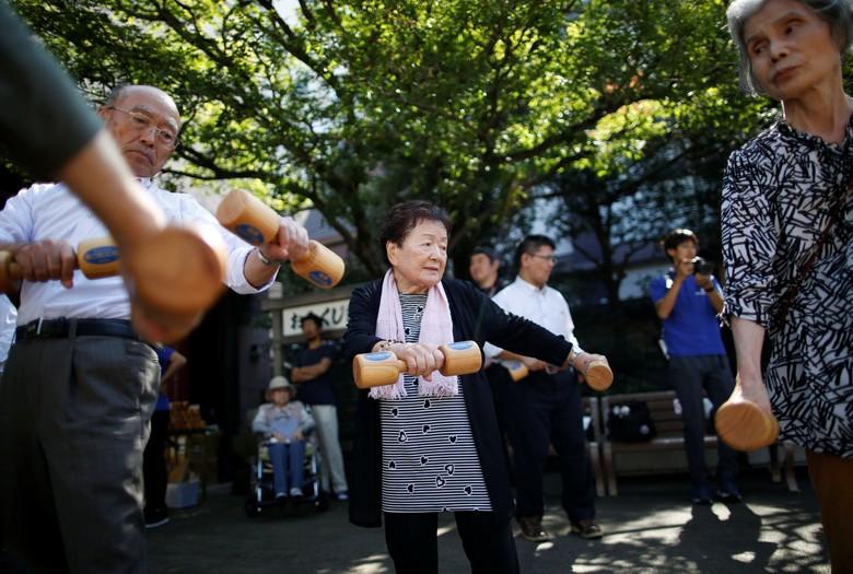 87 Ribu Orang Hilang di Jepang pada 2018, Demensia Penyebab Terbesar