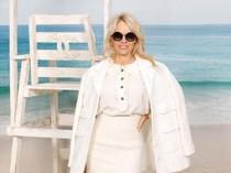 COVID-19 Membawa Cinta, Pamela Anderson Nikahi Pengawalnya