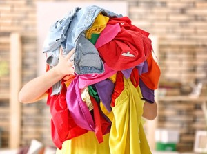 40% Sumbangan Baju untuk Korban Bencana Alam Tak Dipakai dan Terbuang