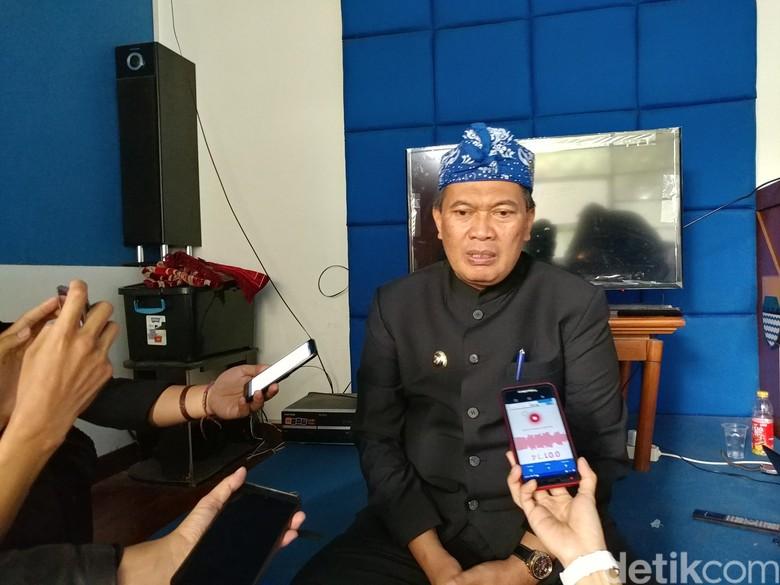 Mang Oded Berharap Dana Kelurahan Terealisasi