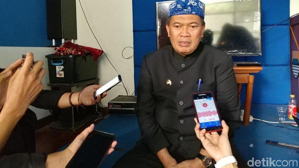 Wali Kota Bandung Kampanyekan Kang Pisman untuk Kelola Sampah