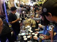 26 Ribu Cup Kopi Dibagikan Gratis di 'Malioboro Coffee Night '