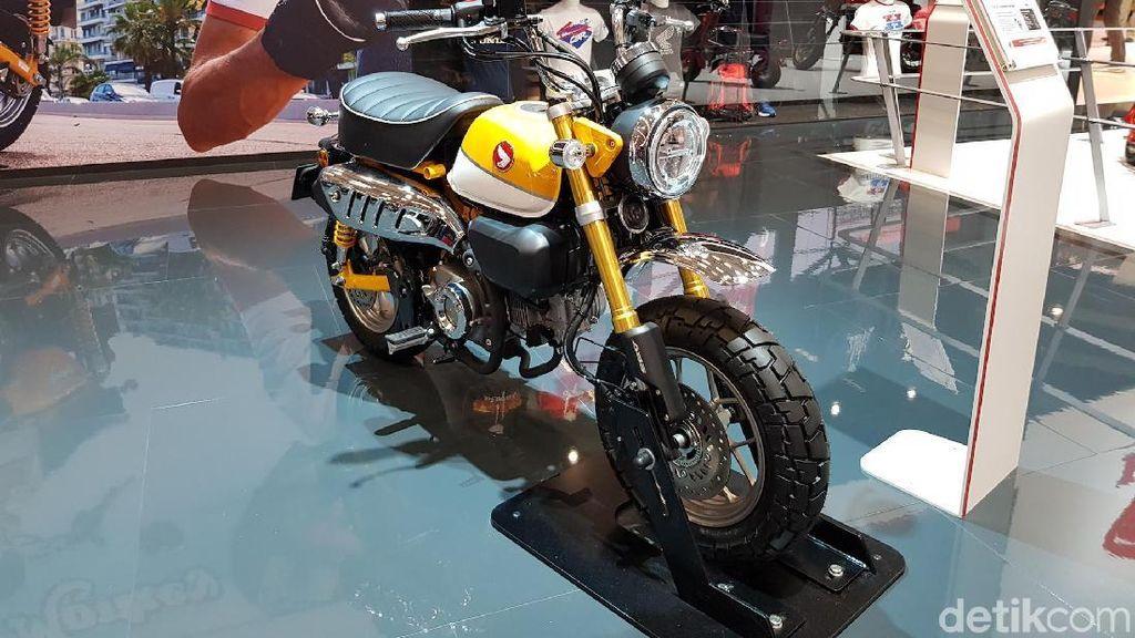 Motor-motor Keren Honda di Jerman