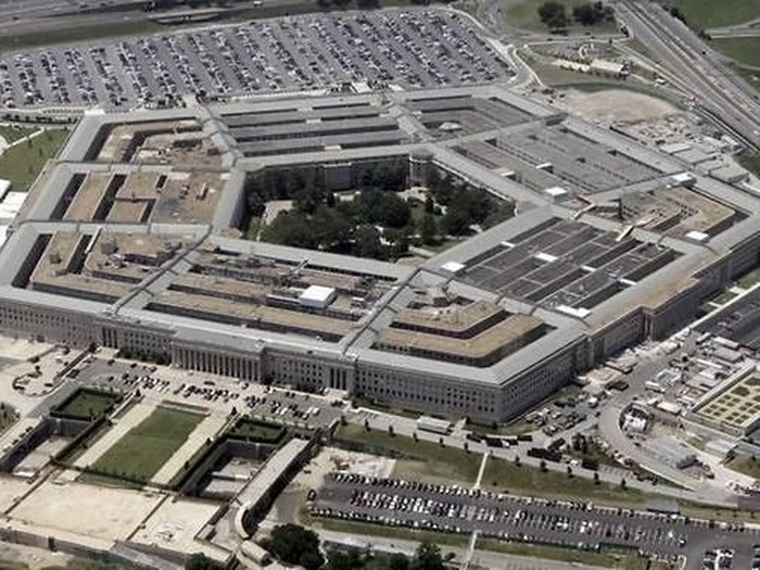 An aerial view of the Pentagon building in Washington, DC. (REUTERS/Jason Reed) Read more at https://www.channelnewsasia.com/news/world/ricin-suspected-in-mail-sent-to-white-house-pentagon-10784742