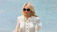 Pamela Anderson Tuding Pesepakbola Adil Rami Penipu