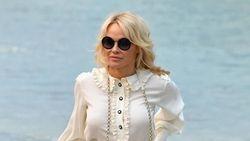 Pamela Anderson Ngaku Gendutan Usai Lockdown