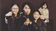 9 Potret Kebapakan Vannes Wu, Anggota F4 di Meteor Garden