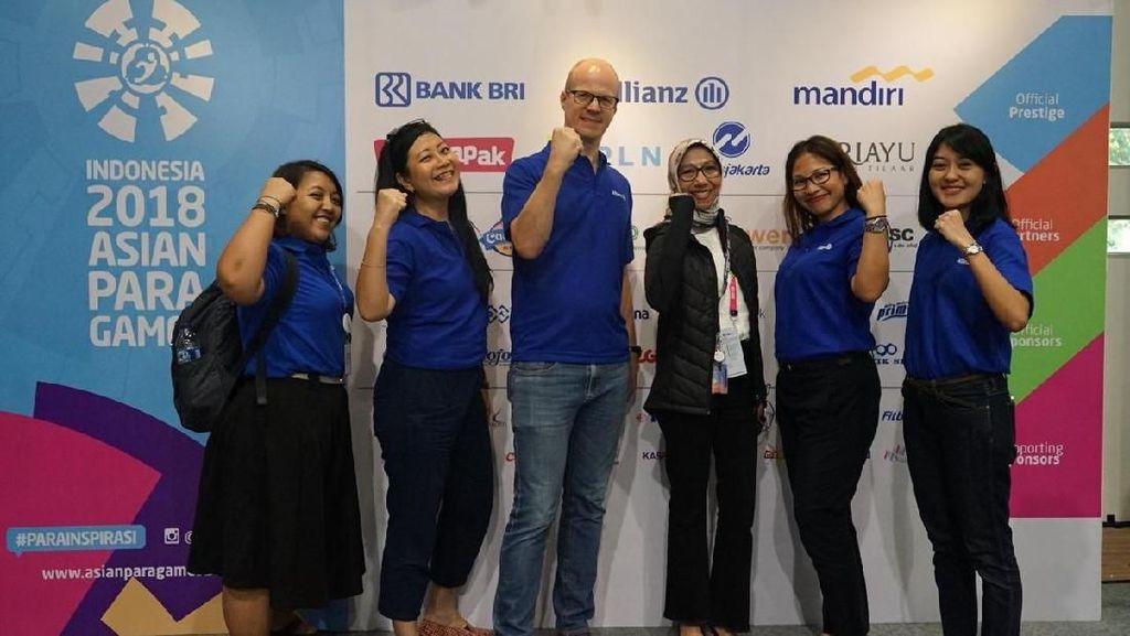 Atlet Asian Para Games Dapat Perlindungan Asuransi