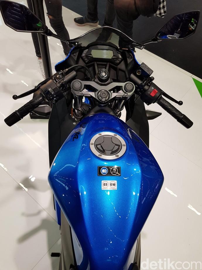 Kawasaki Ninja 125cc Made in Indonesia Mejeng di Jerman