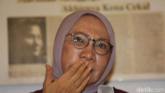 Ratna Sarumpaet (Foto: Agung Pambudhy)