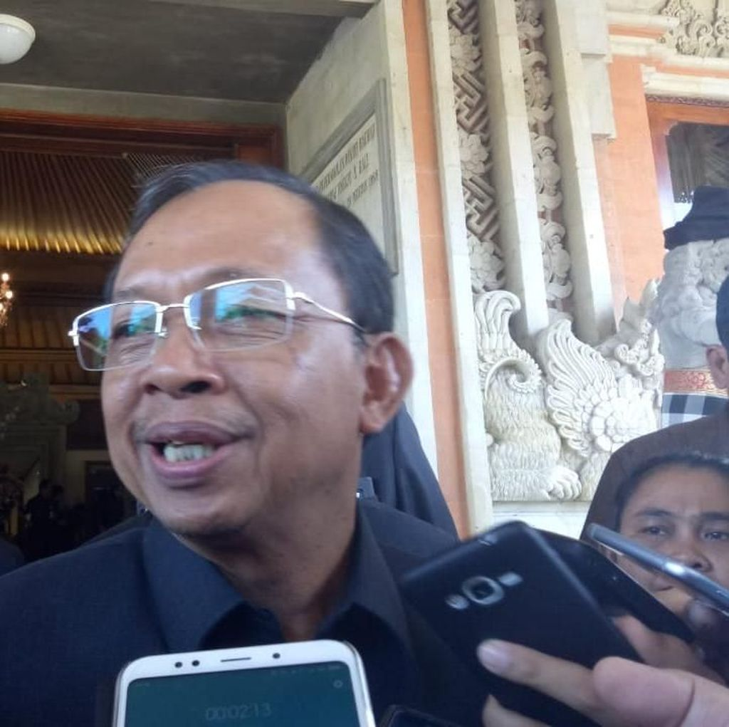 Setop Bus Trans Bali, Gubernur Koster: Sarbagita Itu Ide Konyol