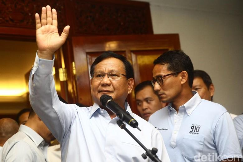 Elite PKS Doakan Prabowo Jadi The Winter Soldier