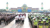 2.168 personel TNI-Polri Amankan MTQ Nasional di Medan