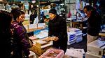 Resmi Ditutup, Begini Penampakan Pasar Ikan Legendaris Jepang Tsukiji