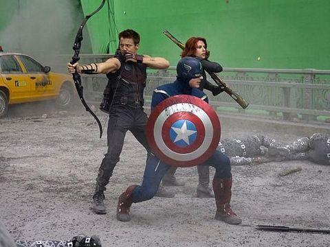 Syuting 7 Adegan di Film Avengers Ini Ternyata Tak Sedramatis di Film