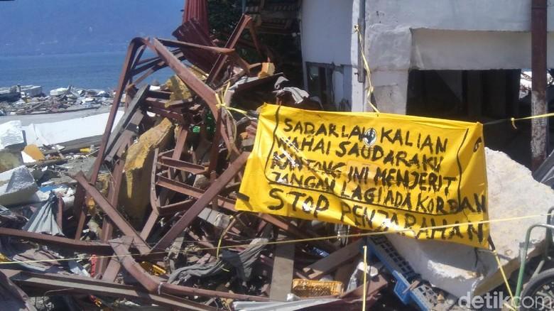 Polri: Total 121 Orang Jadi Tersangka Penjarahan di Palu