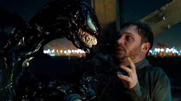 Anak Jadi Dorongan Semangat Tom Hardy Perankan Venom