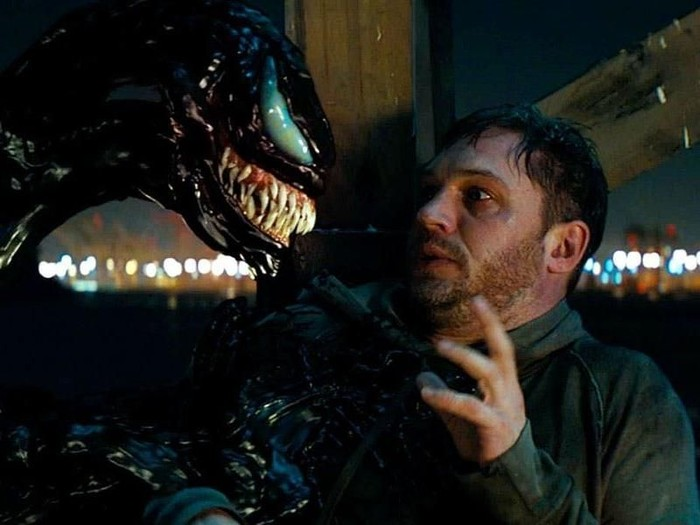 Foto official film Venom.