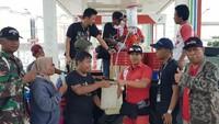 SPBU yang beroperasi di kota Palu berlokasi di Jalan Diponegoro, Jalan Maluku, Jalan R.E. Martadinata, Jalan Imam Bonjol, Jalan Bayoge, dan Jalan Ki Hajar Dewantara. Enam SPBU ini adalah yang berhasil dioperasikan dari total 17 SPBU yang ada di kota Palu. Istimewa/Dok. Pertamina.