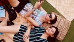 Amanda Manopo dan Chris Laurent, Serasi Banget Nih!