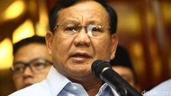 Ultah ke-67, Prabowo: Semoga Yang Maha Kuasa Selalu Melindungi Saya