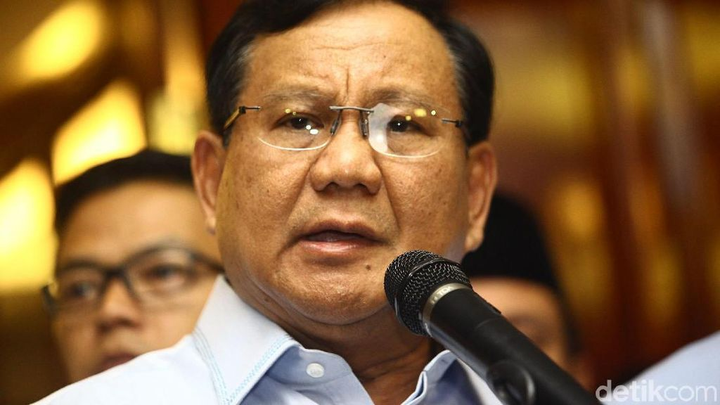 Doa PAN untuk Ultah Prabowo: Semoga Jadi Presiden